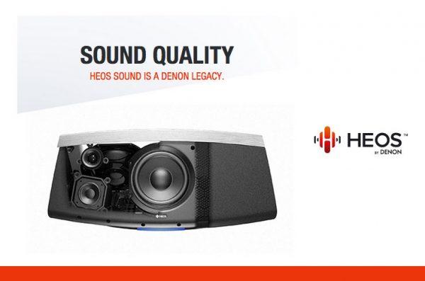HEOS – Sound Quality