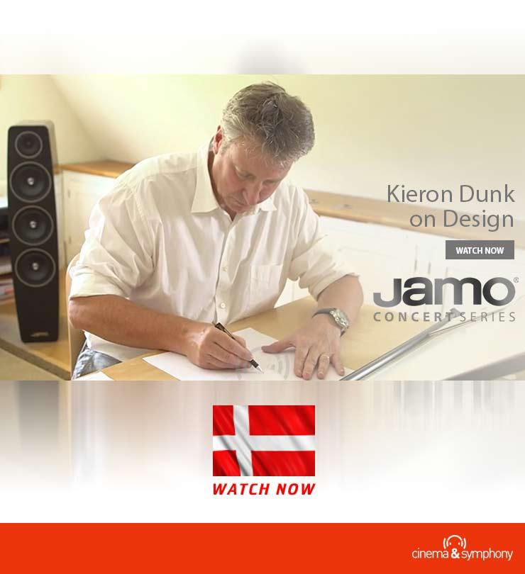 JAMO – Danish Sound Design